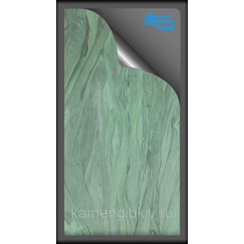 Гибкий камень ИЗУМРУД-2 размером 280 х 140 см