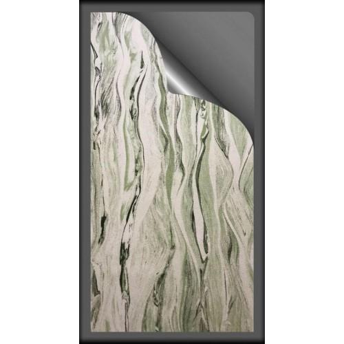 Гибкий камень ИЗУМРУД-1 размером 280 х 140 см