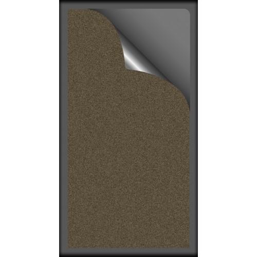Гибкий камень коричневый Монотон размером 280 х 140 см