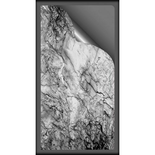 Гибкий мрамор Неро размером 280х140 см