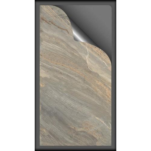 Гибкий мрамор Grey Silk размером 280х140 см