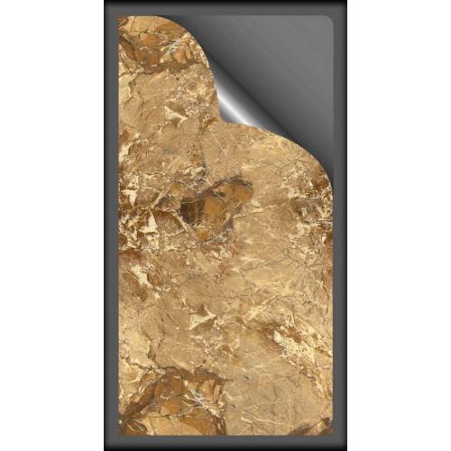 Гибкий мрамор Imperador Gold размером 280х140 см